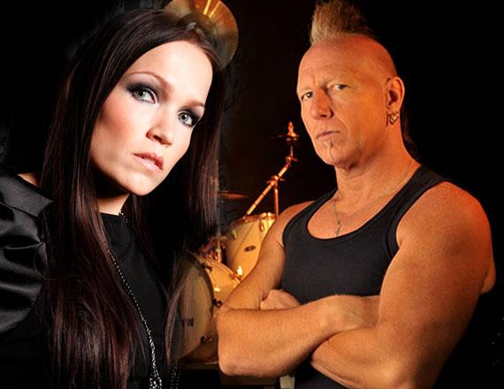 Tarja Turunen i Mike Terrana izdaju zajednički album
