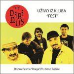 The Dibidus – Uživo iz kluba 'Fest' (2013)
