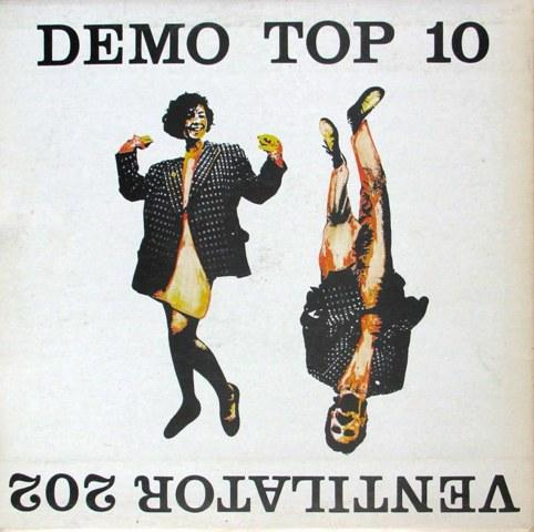Yubilej: Razni izvođači – Ventilator 202 Demo Top 10 (30 godina kasnije)
