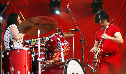 "Third Man Records objavljuje deluks izdanje ploče ""Icky Thump"" benda The White Stripes"