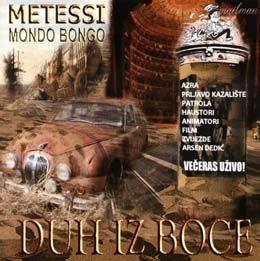 Renato Metessi -  Duh iz boce