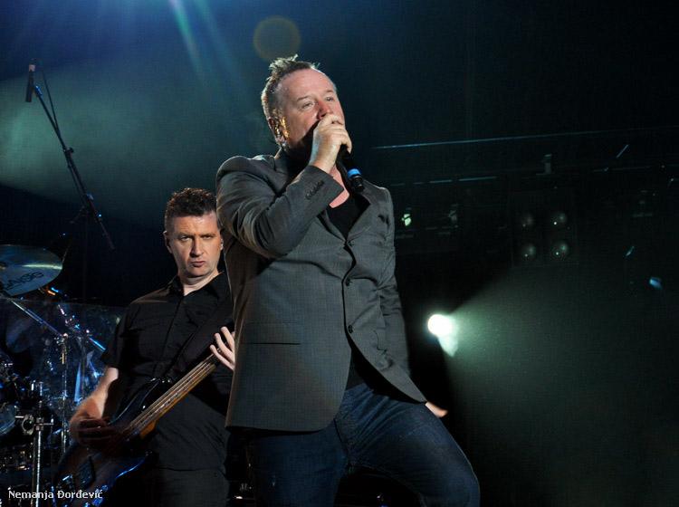 Grupa Simple Minds stiže na splitski Žnjan