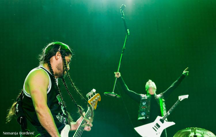 Metallica se vraća u Europu