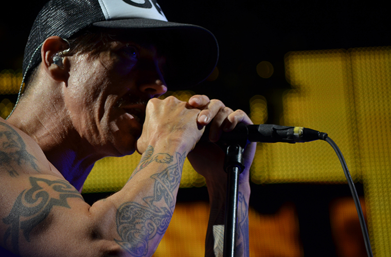 Red Hot Chili Peppers predvode listu izvođača na Nova Rock