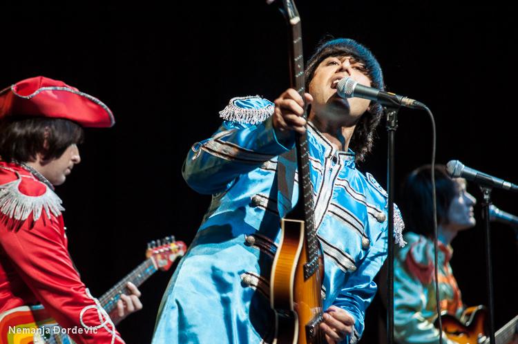 Guitar Art Festival – The Beatles On (12.03.2013.)