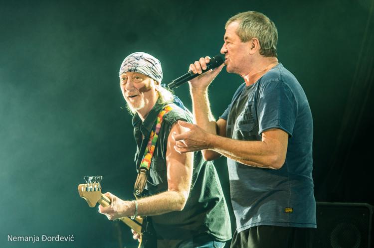 Deep Purple Mark II postava osvojila nagradu