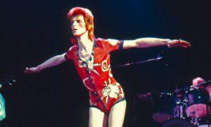 Bowie kao Ziggy Stardust