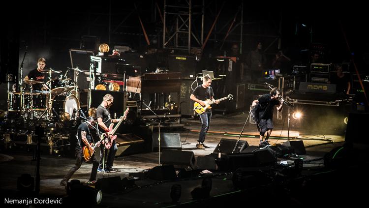 Pearl Jam koncertnim teaserom najavljuju live izdanje