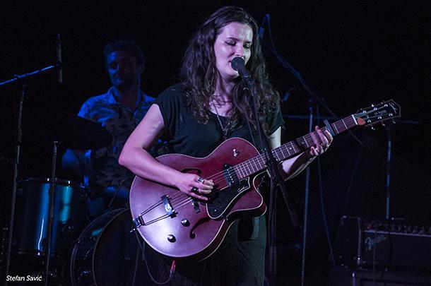 Nina Romić zakazala beogradski koncert