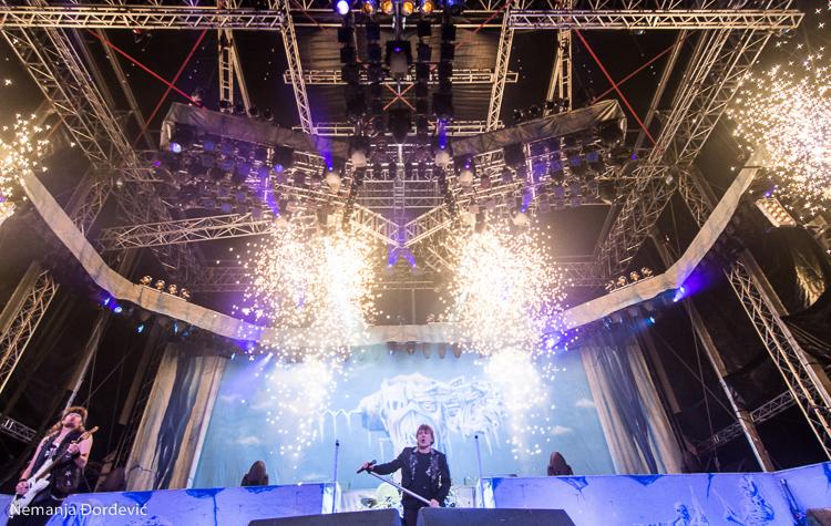 Iron Maiden i Rammstein predvode naredni Rock in Vienna