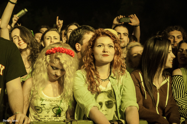 EXIT festival: Treće veče (12.7.2014)