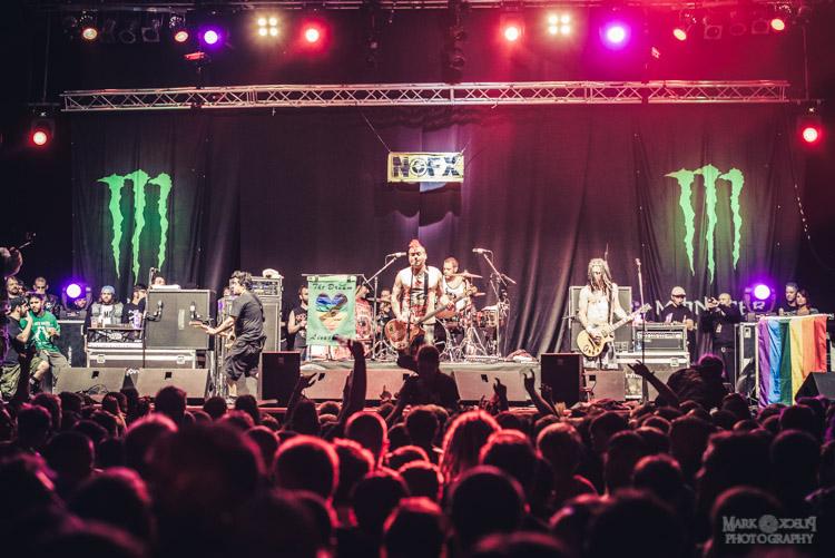 Punk Rock Holiday objavio prvi kontigent imena