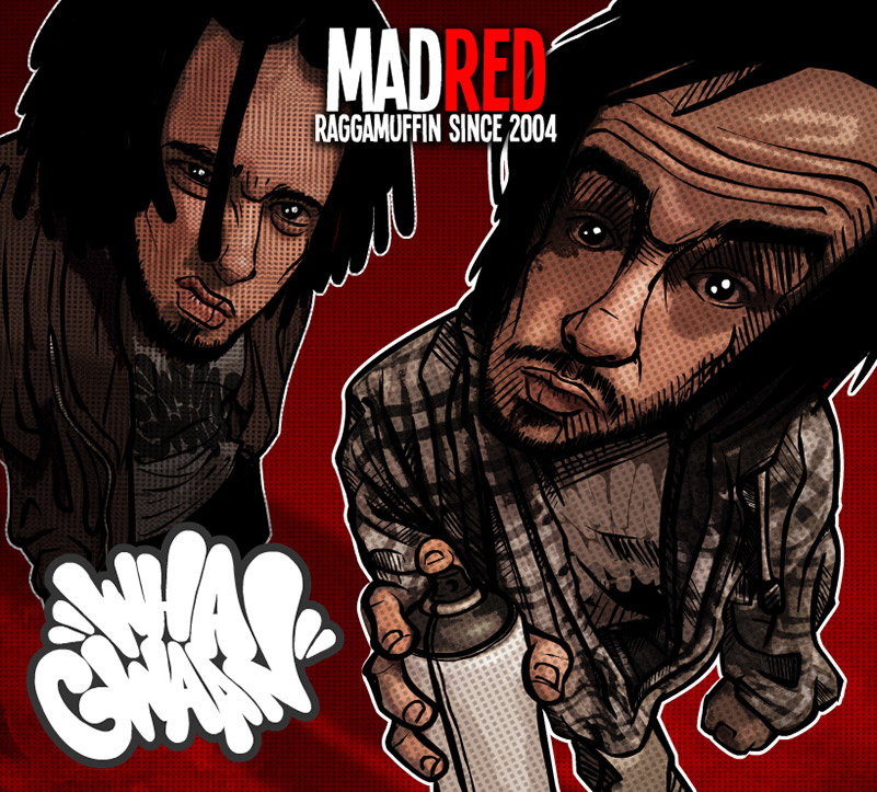 MadRed -  Wha Gwaan