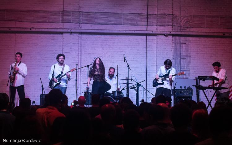 Veliki beogradski koncert ZAA u Mikser House-u