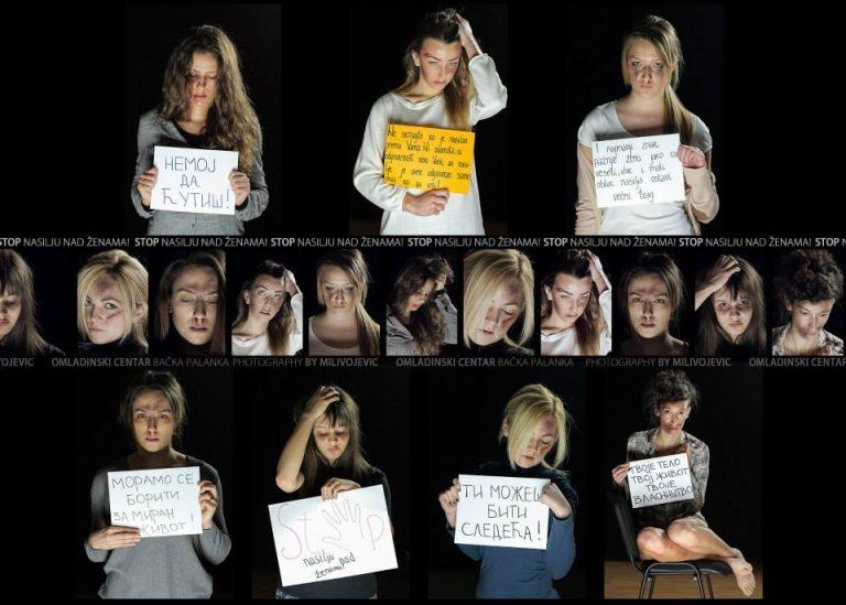 Deset pjesama protiv nasilja nad ženama