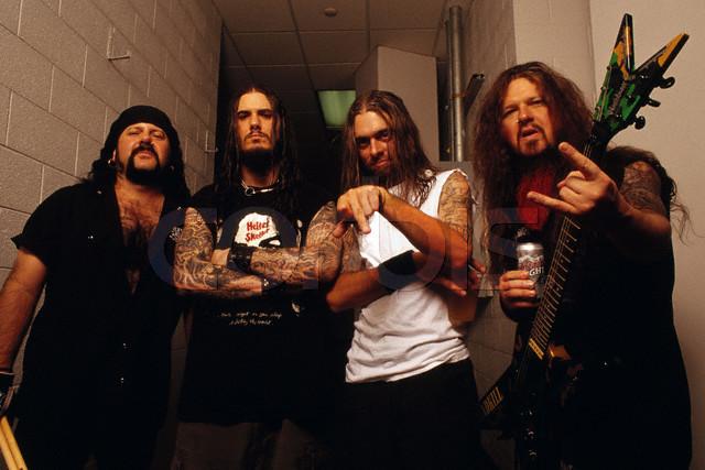 File Photo - Pantera and Slayer