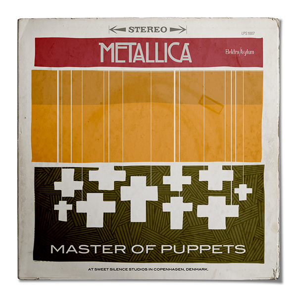 Metallica - Master of Puppets (1986)