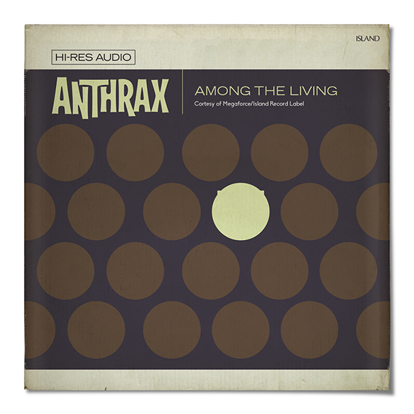 Anthrax - Among the Living (1987)