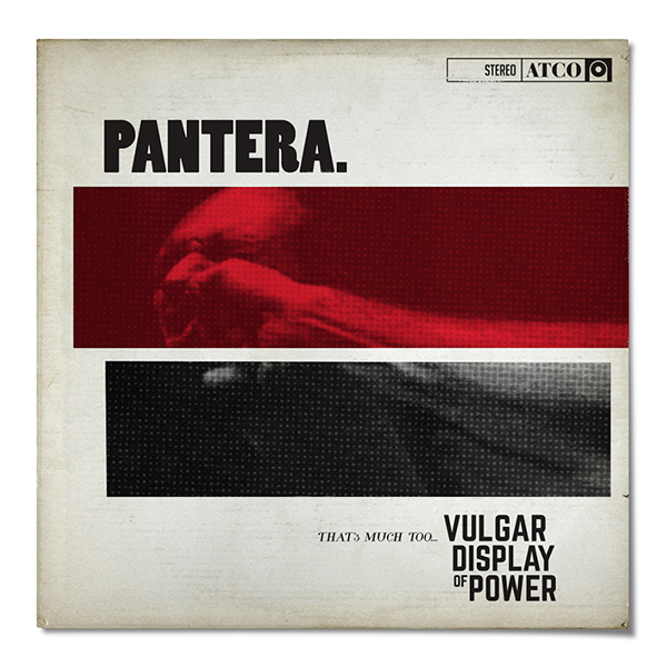 Pantera - Vulgar Display of Power (1992)