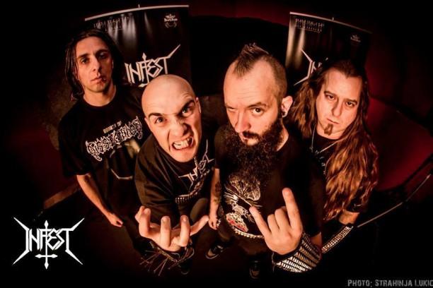 infest