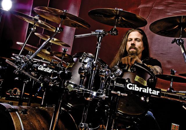 Chris Adler iz Lamb of God je novi bubnjar Megadetha