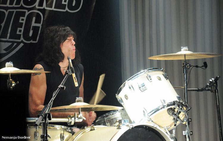 "Marky Ramone (Ramones, Marky Ramone's Blitzkrieg): ""Ramonsi su izmislili pank muziku i tu nema nikakve sumnje"""
