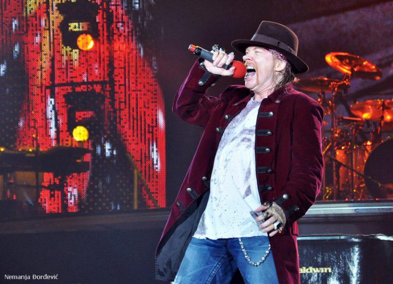 Guns N' Roses najavili evropsku turneju