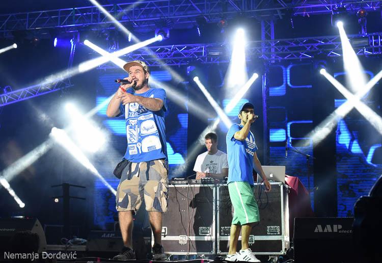 "Spektakularna hip-hop žurka za ""Dan pre"" u Mikser Hausu"