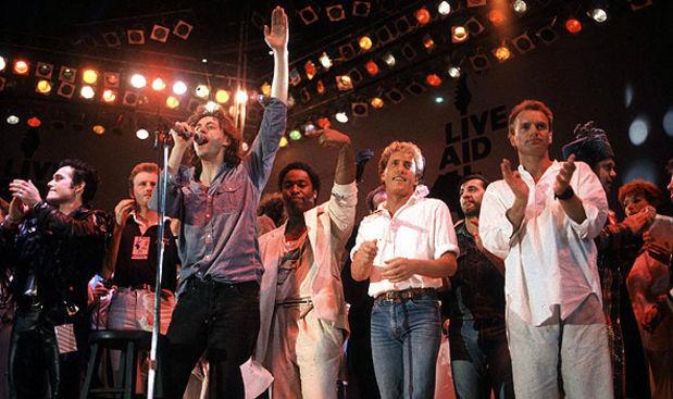 Dan kada je muzika promenila svet – 30 godina od Live Aida