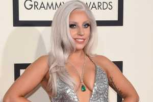 Estradna umetnica Lady Gaga