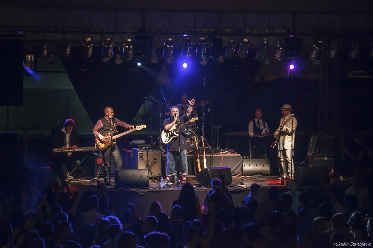 Medijana Balkanrock festival: Sviraj mi bluz, bratiću