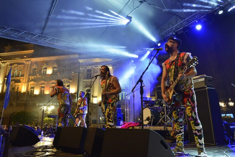 Poznati bendovi takmičarskog dela Festivala Omladina u Subotici