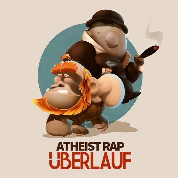 Atheist Rap -  Überlauf