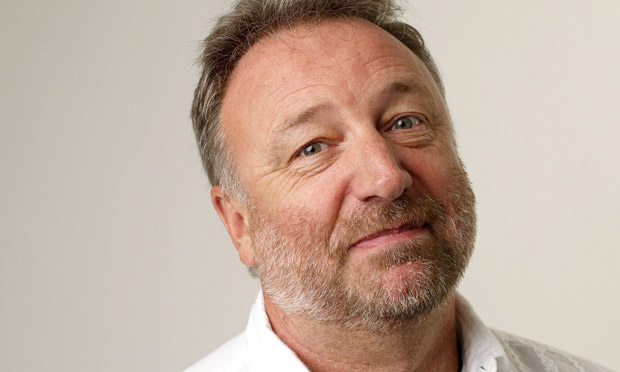 Peter Hook, former New Order bass player