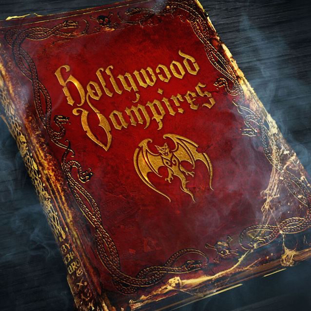 Hollywood Vampires – Hollywood Vampires (2015)
