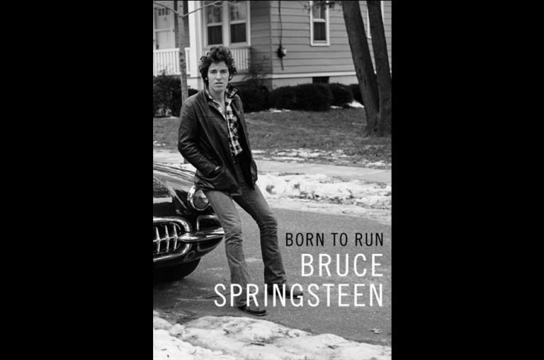 """Bruce Springsteen objavljuje """"Born to Run"""" memoare"""
