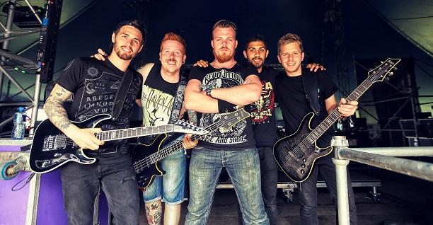 The Raven Age kao predgrupa Iron Maidenu u Splitu; predstavili novi videospot