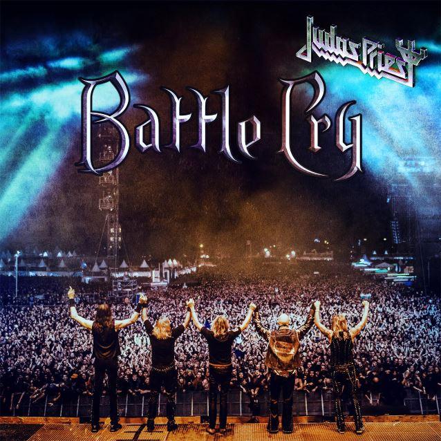 Judas Priest -  Battle Cry