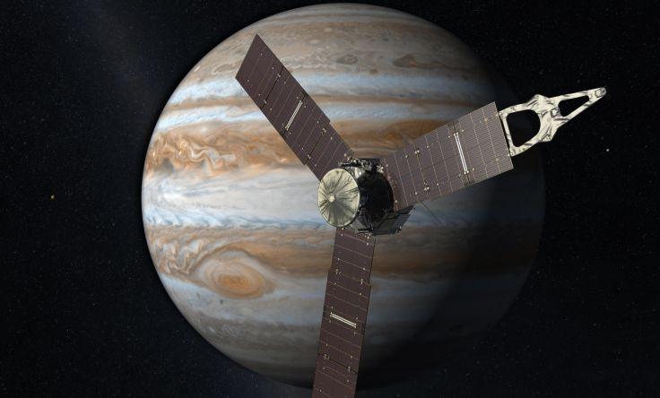 10 pesama na putu za Jupiter