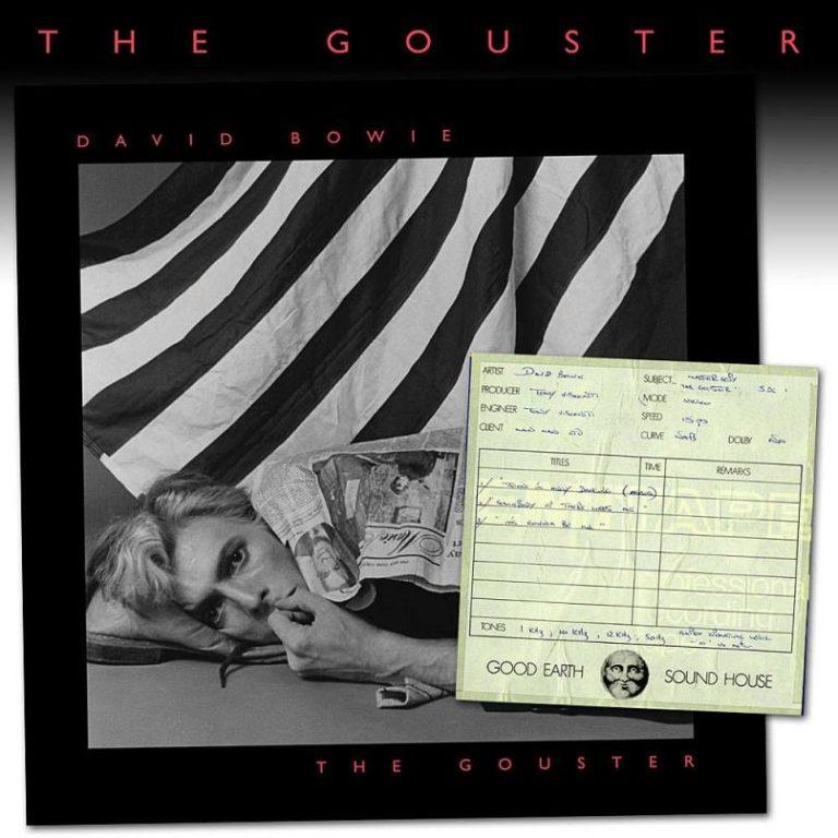 """David Bowie box-set sadržaće neobjavljen album """"The Gouster"""""""