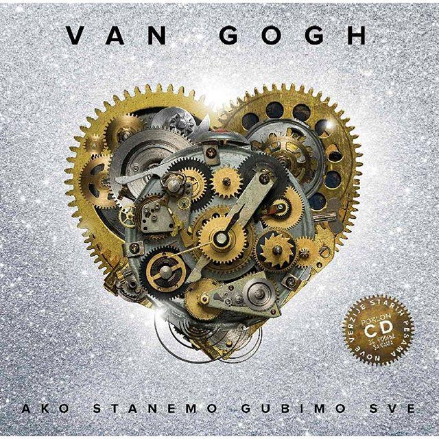Van Gogh -  Ako stanemo gubimo sve