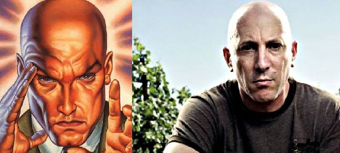 Maynard James Keenan kao Professor X