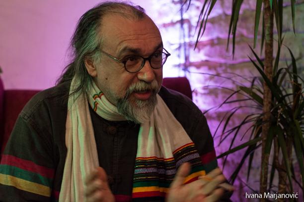 """Jovan Matić (Del Arno Band): """"U reggae muzici opcija odustajanja ne postoji"""""""