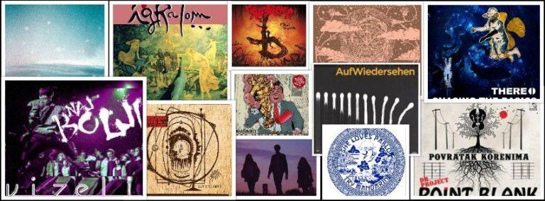 Balkanrock izabrao najbolje u 2016. godini: Top 30 regionalnih albuma