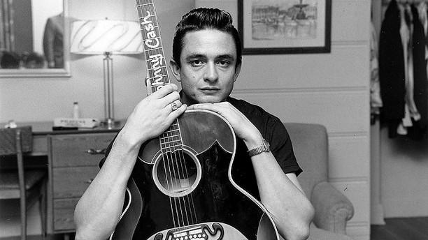Gospodari pesme: Tornado u trnovitom drvetu, Johnny Cash