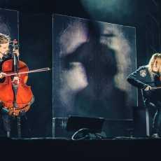 Apocalyptica wallapaper photo concert belgrade