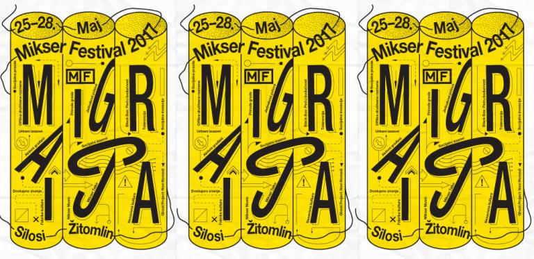 Prva muzička imena na ovogodišnjem Mikser festivalu