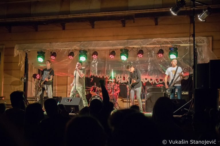 Humanitarni koncert za Miljanu – Velika rok pobeda