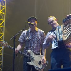 Flogging Molly Wallapper photo