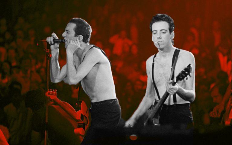 Gospodari pesme: Ratnici podzemlja – Joe Strummer i Mick Jones